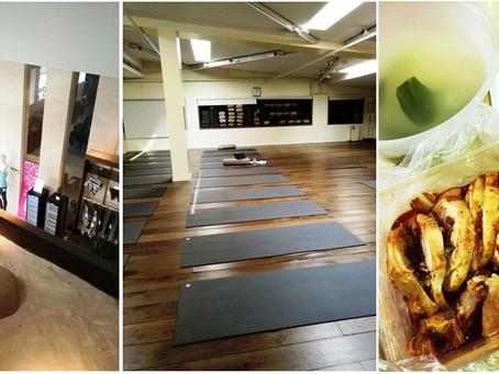 上海 Yplus Yoga 安福路スタジオ