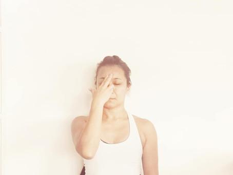 陰ヨガ 9サイクルの呼吸法