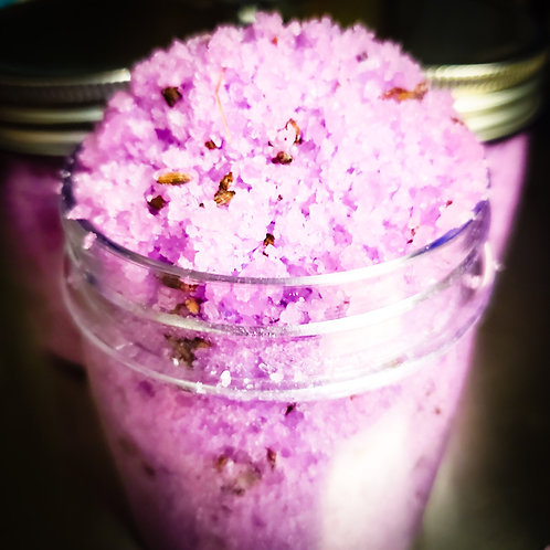 Luna Lavendar Bath Salts