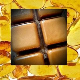 Amber Tobacco Candle Wax Melt