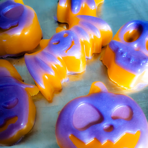Ghostly Ghouls Soap