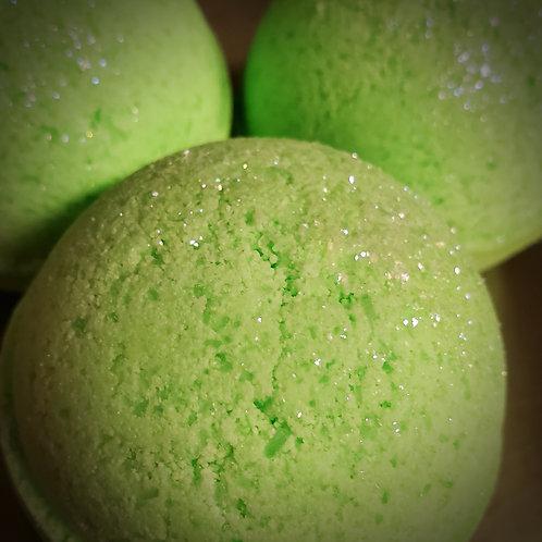 Appletini Bath Bomb