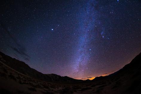 Milky Way Racetrack