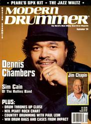 Dennis Chambers September 94