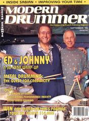 Ed Shaughnessy - Modern Drummer