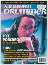 Jeff Porcaro - Modern Drummer
