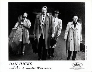 Dan Hicks and the Acoustic Warriors - Promo