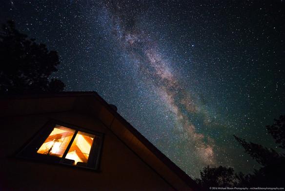 Mt. Shasta Cabin