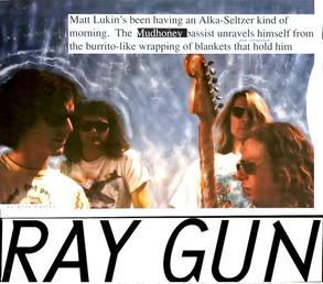 Mudhoney - Ray Gun Magazine