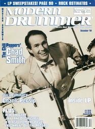 Chad Smith - Modern Drummer