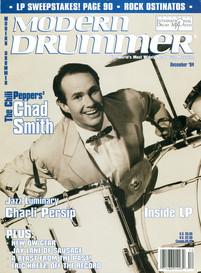 Chad Smith December 94