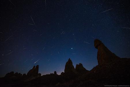Meteor Shower, Trona