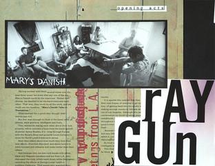 Mary's Danish - Ray Gun Magazine