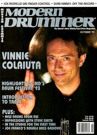 Vinnie Colaiuta October 93