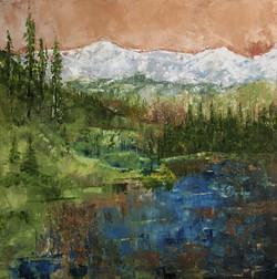 Adrienne Gonia - Snowy Ridge