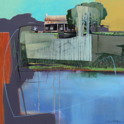 Acrylic, Alfred Phillips