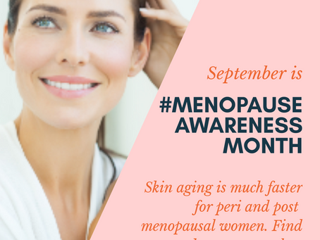 Menopause and Skin