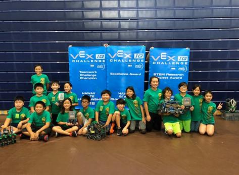 Congratulations Manoa Robotics Team!!