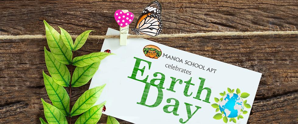 Manoa School Earth Day