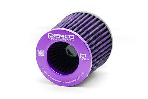 "RAEMCO กรองอากาศรถยนต์ แบบซักล้างได้ ปากทางเข้า 2.5""-3"""
