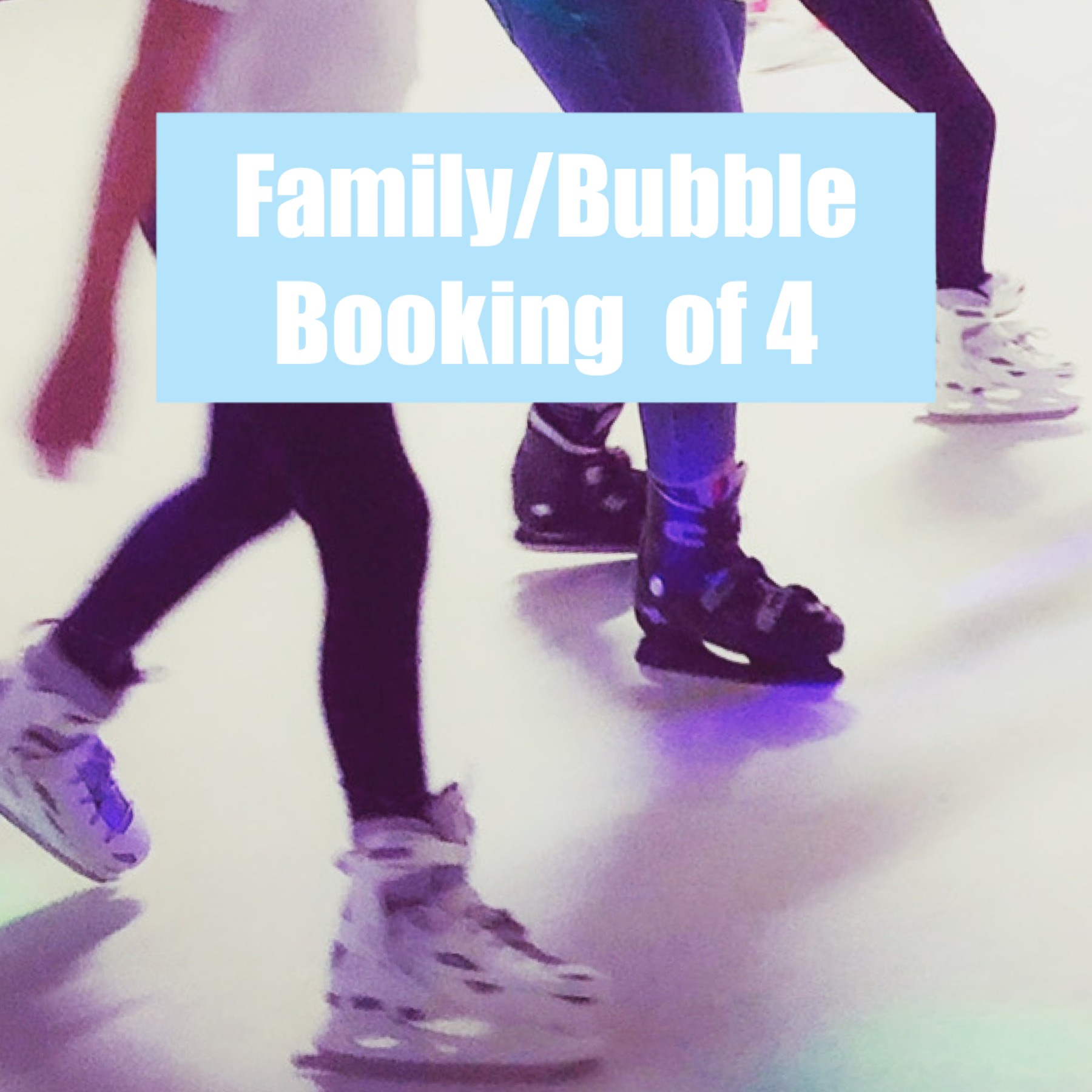 AFTER SCHOOL FAMILY/BUBBLE OF 4