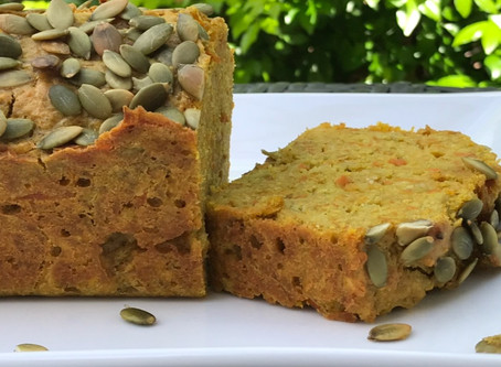Pumpkin and Carrot Loaf
