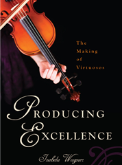 New Book - Producing Excellence