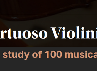 How to Make a Virtuoso Violinist