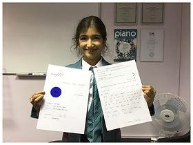 Pupil Piano Festival Certificate MMF_edi