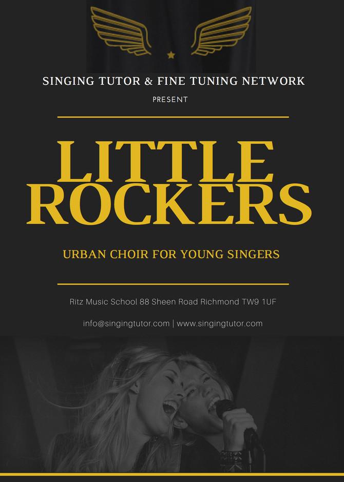 Little Rockers Urban Choir