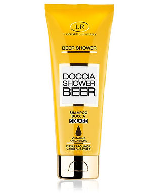 DOCCIA SHOWER BEER