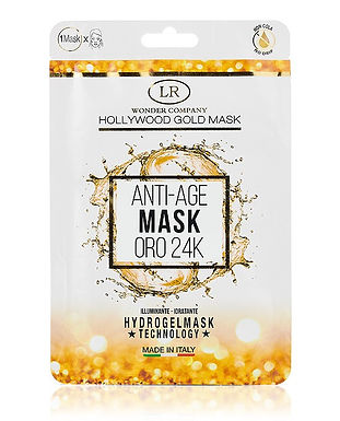 HOLLYWOOD GOLD MASK
