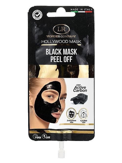 HOLLYWOOD BLACK MASK