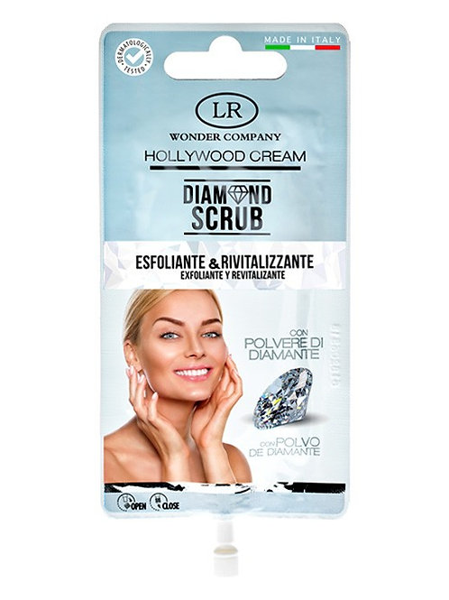 HOLLYWOOD CREAM DIAMOND SCRUB