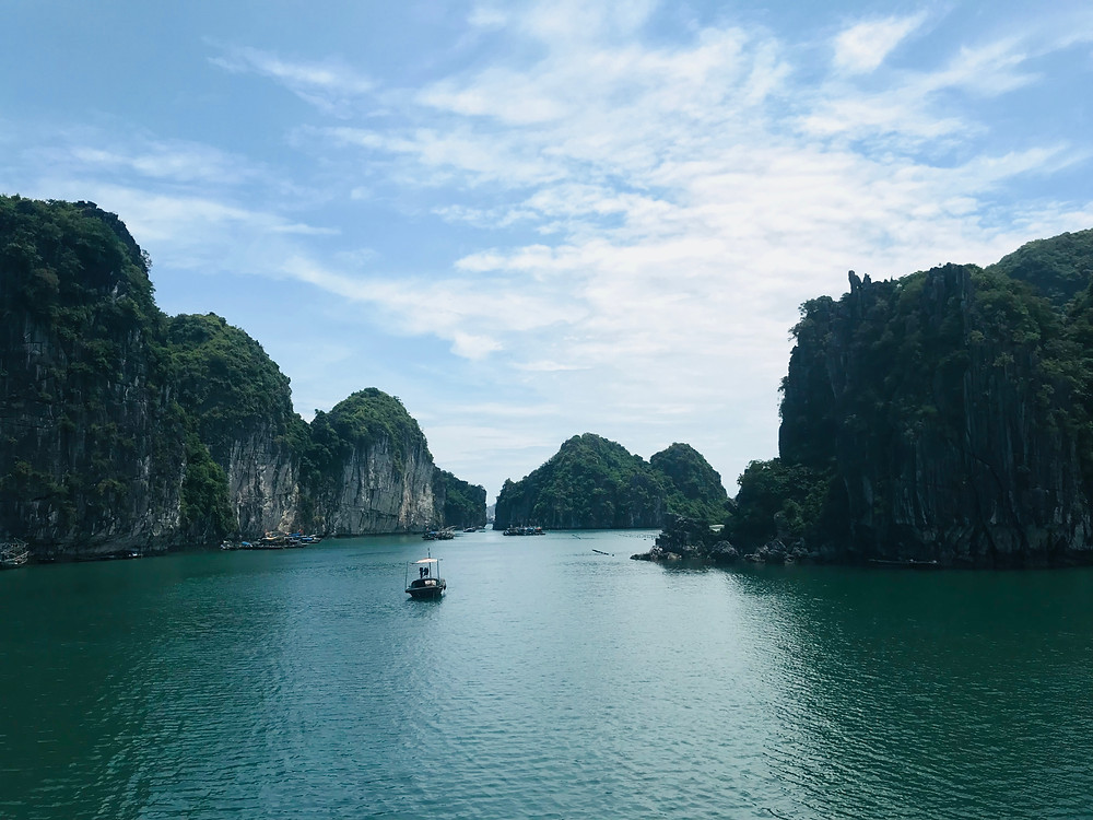 Halong Bay Vietnam on Swan Cruise