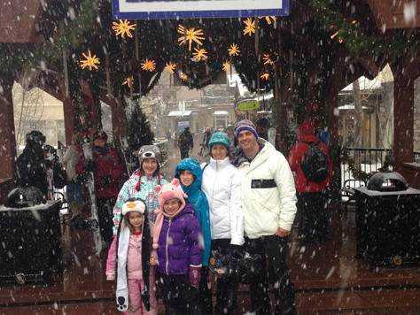 5 Tips for a Family Ski Trip to Beaver Creek, Colorado