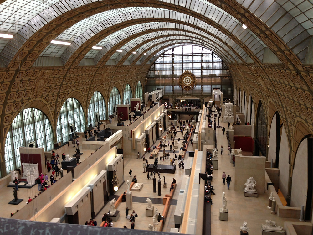 Museum d'Orsay - Paris, France