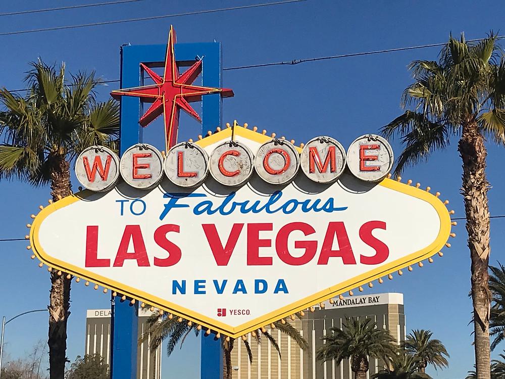 Family Travel to Las Vegas