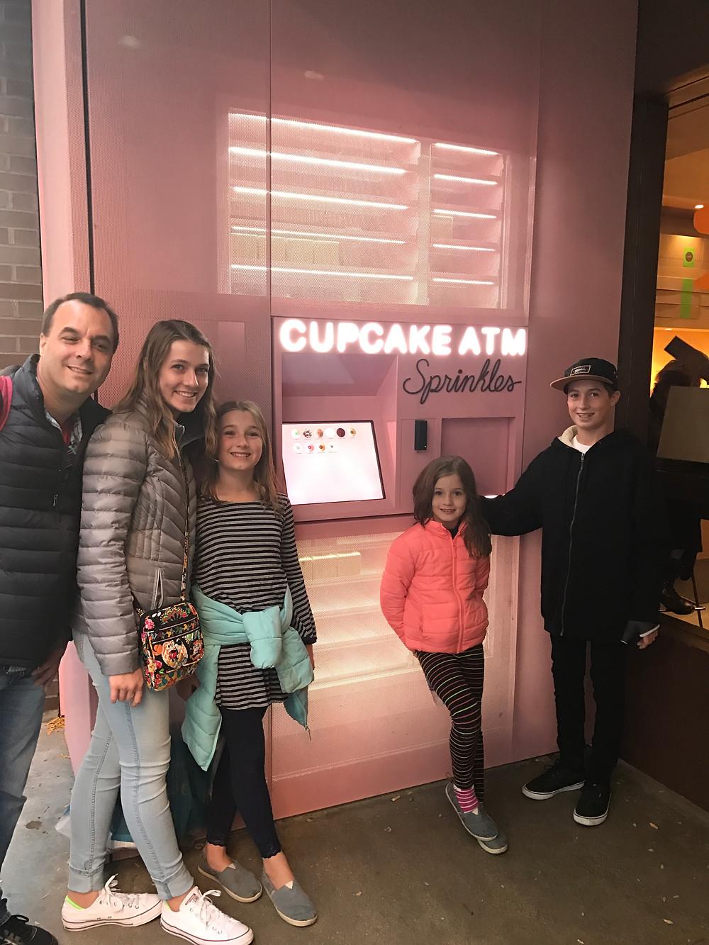 Cupcake dispensary