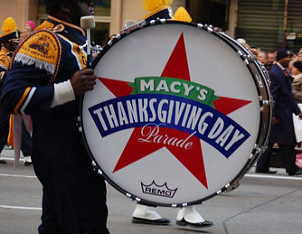 Macy's Macys Thansgivin Day parade kids travel family families