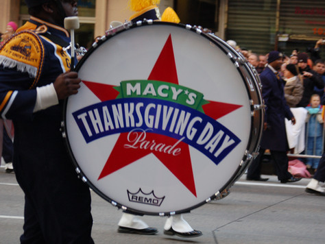 How to Get a Front Row Spot for the Macy's Thanksgiving Day Parade and Keep Your Sanity!