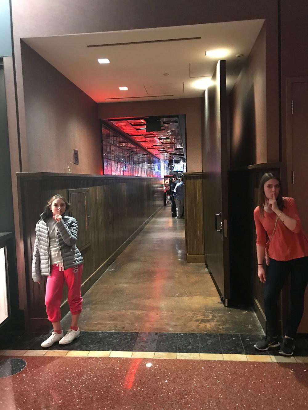 Secret Pizza, Las Vegas at the Cosmopolitan