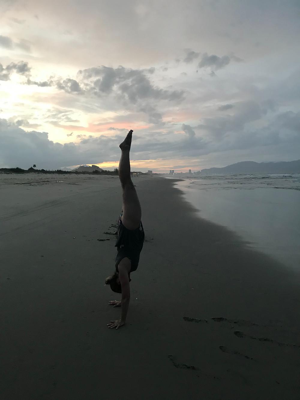 Beach Sheraton Resort Danang Vietnam