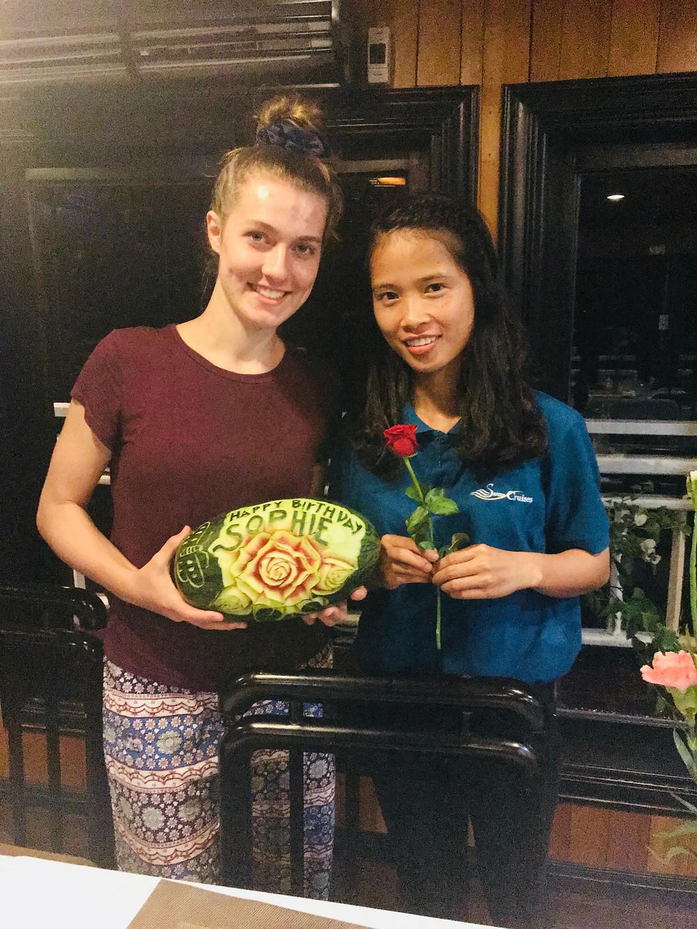 Swan Cruise Birthday Celebration Halong Bay, Vietenam