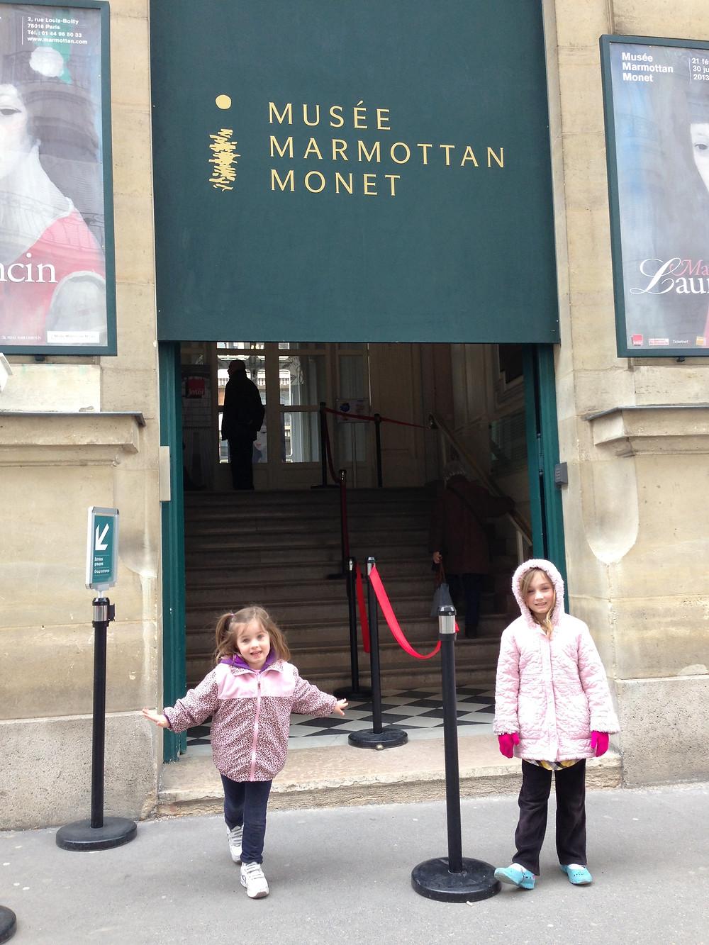 Museum Marmottan Paris France