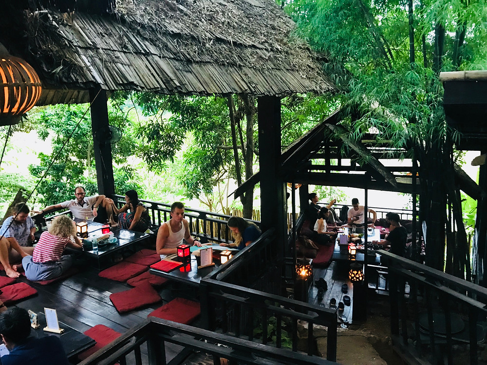 Dyen Sabai, Luang Prabang, Laos