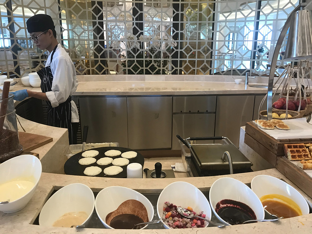 Breakfast Buffet Sheraton Resort Danang Vietnam