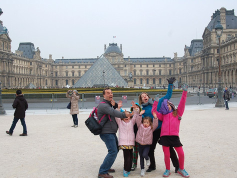 You Can Get Your Kids to Willingly Join You in Some of the Top Art Museums in the World