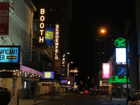 Broadway Bound--What Shows Should you Take Your Kids to See?