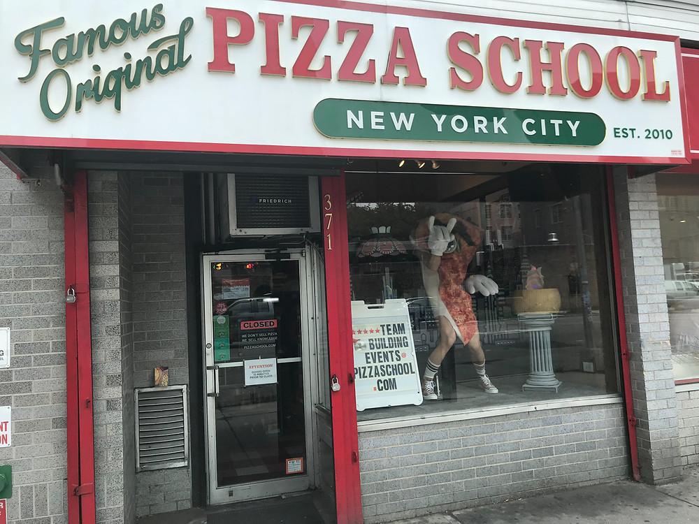 Pizza School, New York, New York